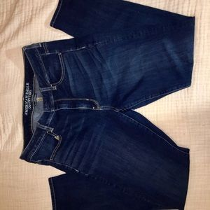 American Eagle High Rise Jeggings/ Jeans